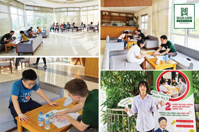 Học bổng Nam Anh English cho học sinh Quốc Oai - 2
