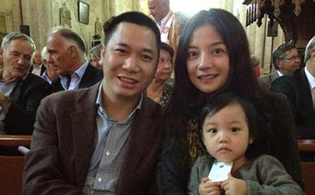Tiết lộ về cô con gái độc nhất của én nhỏ Triệu Vy - 1