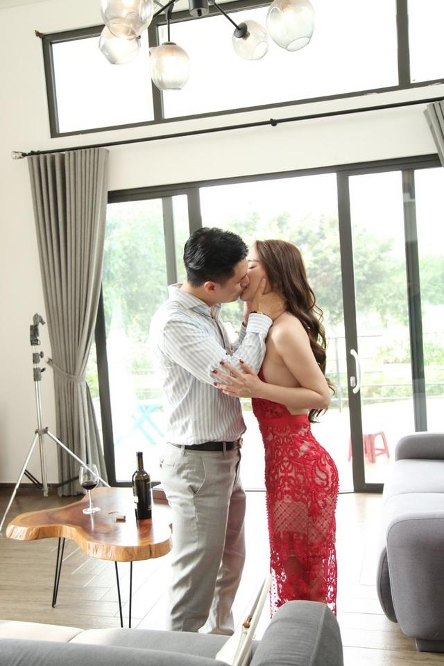 Việt Anh thú nhận đóng với hơn 10 diễn viên nữ, đóng với ai hôn người đó - 2