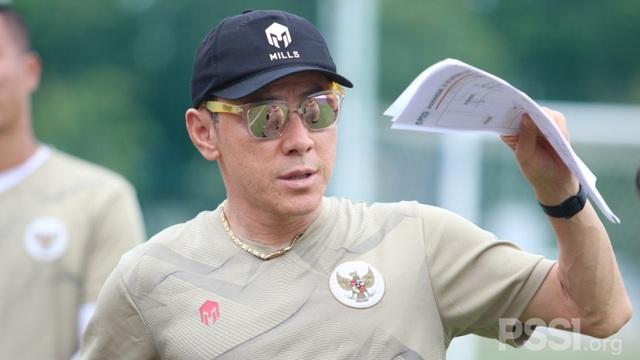 HLV Shin Tae-yong muốn Indonesia ngáng chân đội tuyển Việt Nam - 1