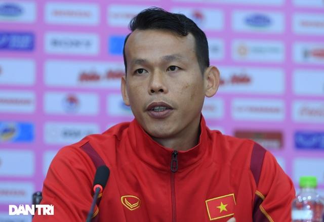 Tấn Trường: Đội tuyển Việt Nam thắng U22 là điều bình thường - 1