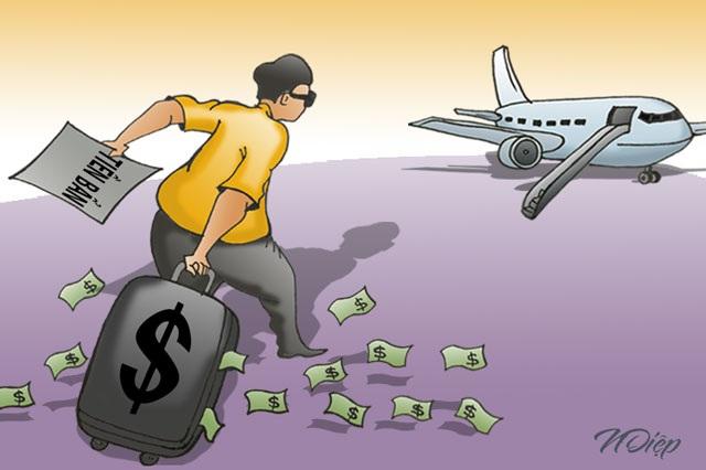 Tiền ở đâu mà tuồn trái phép ra nước ngoài lắm thế?! - 1