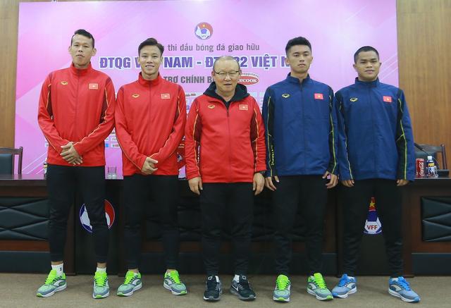Tấn Trường: Đội tuyển Việt Nam thắng U22 là điều bình thường - 3