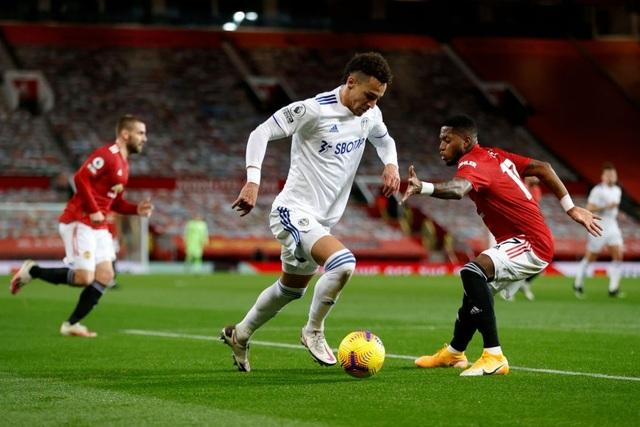 Man Utd 6-2 Leeds: Mưa bàn thắng ở Old Trafford - 2