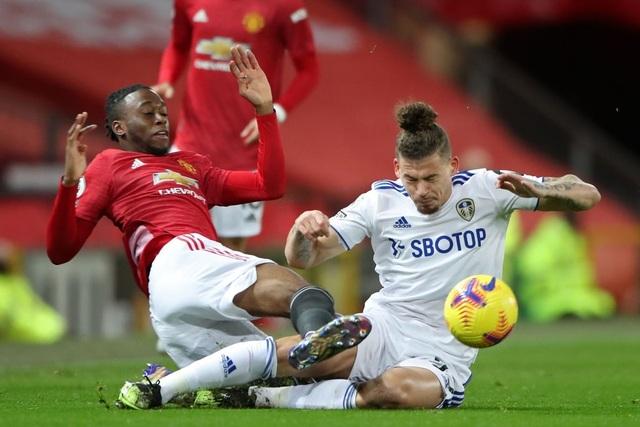 Man Utd 6-2 Leeds: Mưa bàn thắng ở Old Trafford - 10