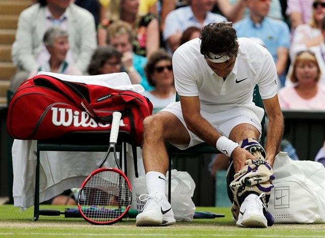 Federer: Nadal đã hỏi thăm sau khi tôi phẫu thuật - 2