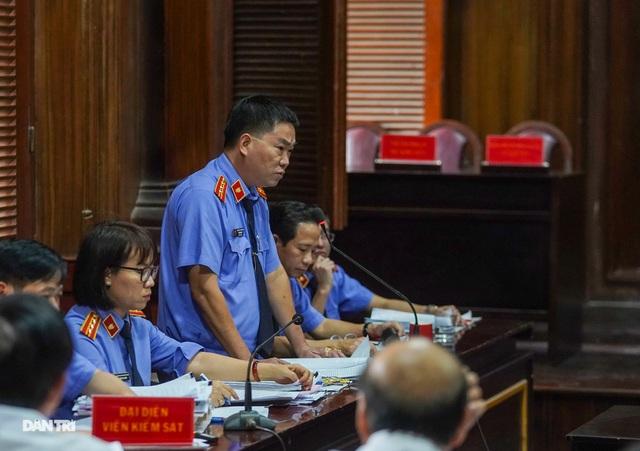 Ông Đinh La Thăng tự bào chữa, bác bỏ nhiều cáo buộc  - 4