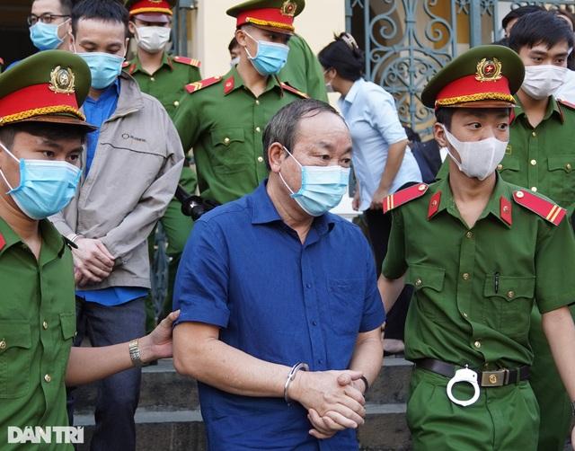 Ông Đinh La Thăng chấp nhận hình phạt 10 năm tù mới bị tuyên - 2