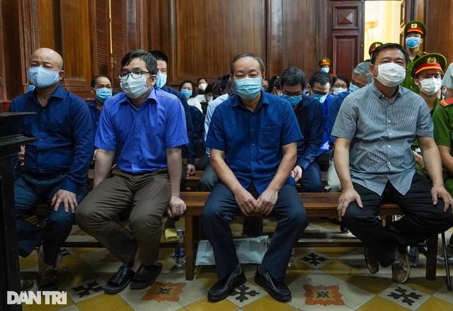 Tuyên án ông Đinh La Thăng 10 năm tù, Đinh Ngọc Hệ tù chung thân - 7