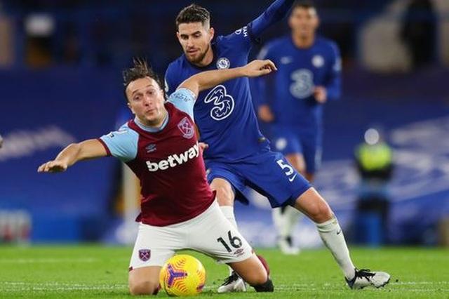 Thắng đậm West Ham, Chelsea vượt lên trên Tottenham - 2