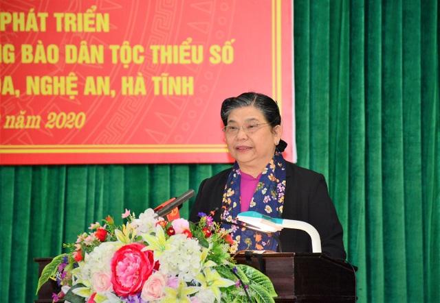 Bộ trưởng Bộ LĐ-TBXH: Cần quan tâm đầu tư an sinh xã hội vùng miền núi - 1