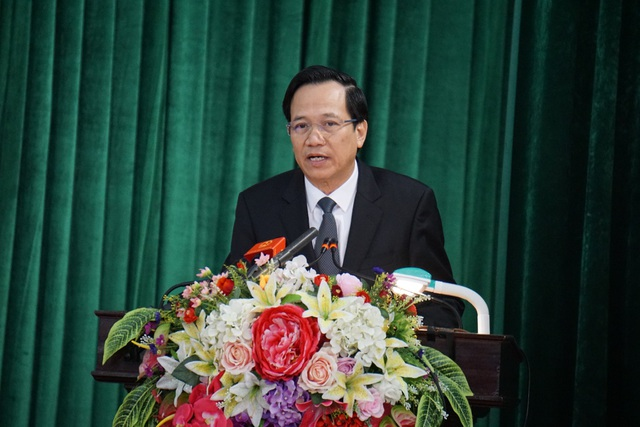 Bộ trưởng Bộ LĐ-TBXH: Cần quan tâm đầu tư an sinh xã hội vùng miền núi - 4