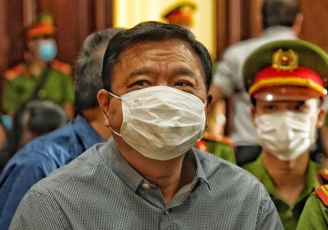 Tuyên án ông Đinh La Thăng 10 năm tù, Đinh Ngọc Hệ tù chung thân - 4