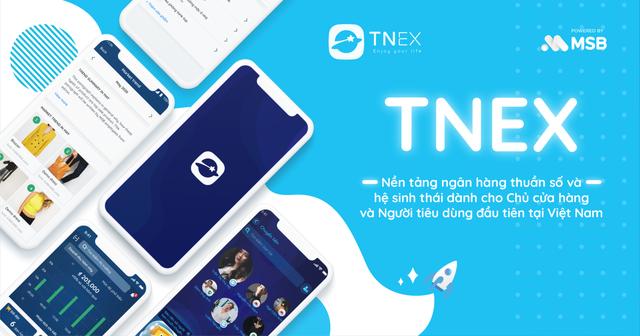 Ngân hàng thuần số TNEX có gì khác biệt? - 2