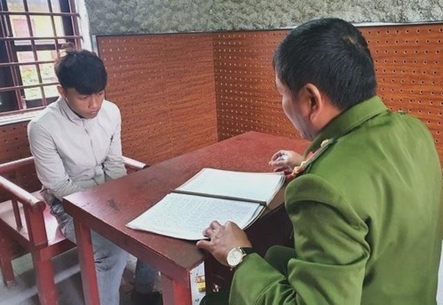 Bắt quả tang 2 đối tượng mua 18.000 viên ma túy từ Lào về bán kiếm lời - 1