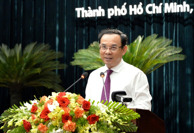 Bí thư Nguyễn Văn Nên nói về 3 điều quan trọng ở Thủ Thiêm - 1