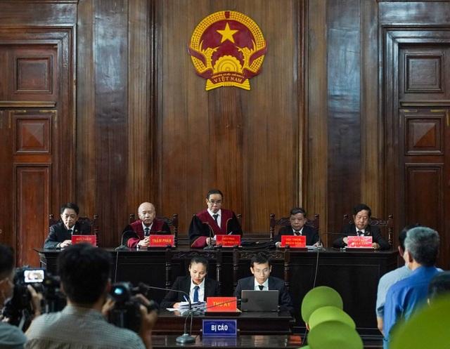 Tuyên án ông Đinh La Thăng 10 năm tù, Đinh Ngọc Hệ tù chung thân - 8