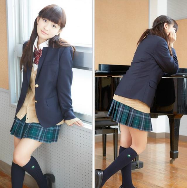 Đồng phục nữ sinh Nhật Bản - Trang phục đi học hay thời trang? - 4