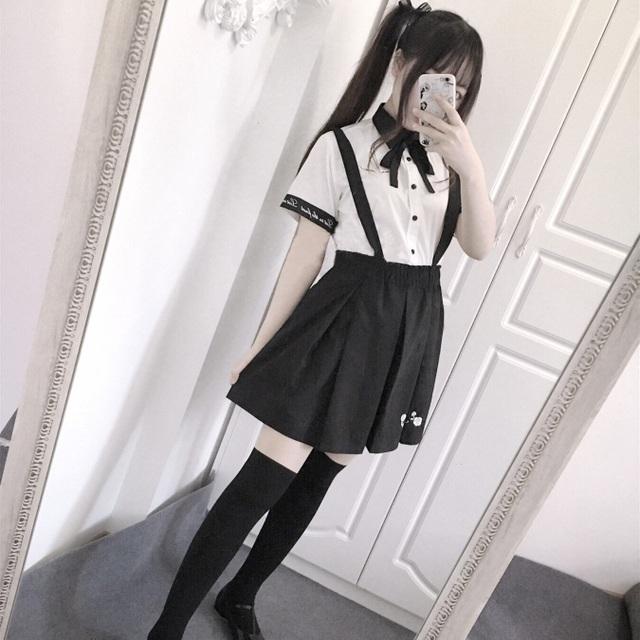 Đồng phục nữ sinh Nhật Bản - Trang phục đi học hay thời trang? - 8