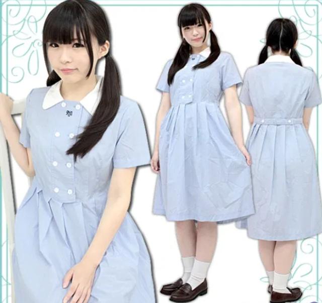 Đồng phục nữ sinh Nhật Bản - Trang phục đi học hay thời trang? - 9