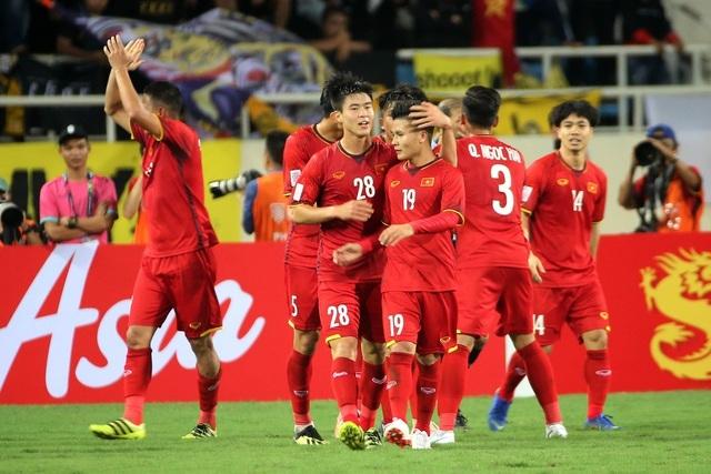 Đội tuyển Việt Nam chốt ngày tập trung chờ đấu Malaysia, UAE - 1