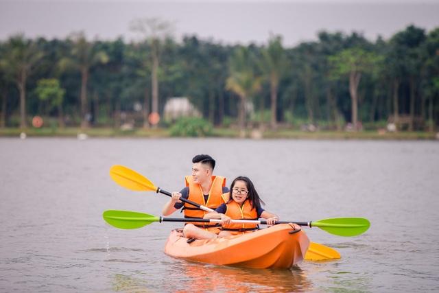 Loạt điểm dã ngoại tuyệt đẹp dịp Tết Dương lịch tại Ecopark - 5
