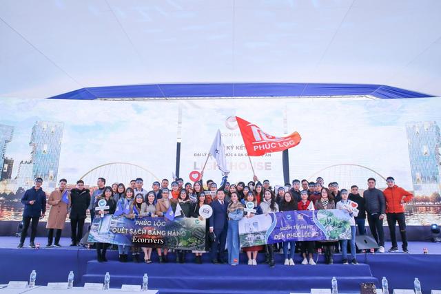 BĐS Phúc Lộc - Top 1 đại lý phân phối xuất sắc nhất các dự án KĐT Ecopark chính thức ra quân tại thị trường Hải Dương