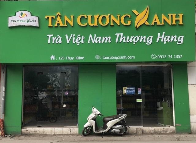 Trà Thái Nguyên ngon và chuỗi cửa hàng trà Tân Cương Xanh - 1