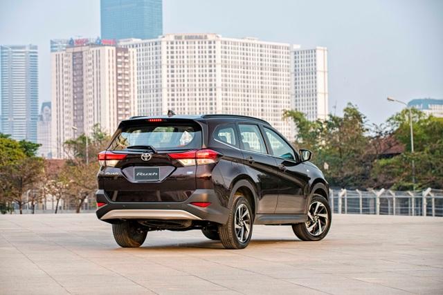Tiết kiệm tới 50 triệu, Toyota Rush hút khách dịp cuối năm - 3