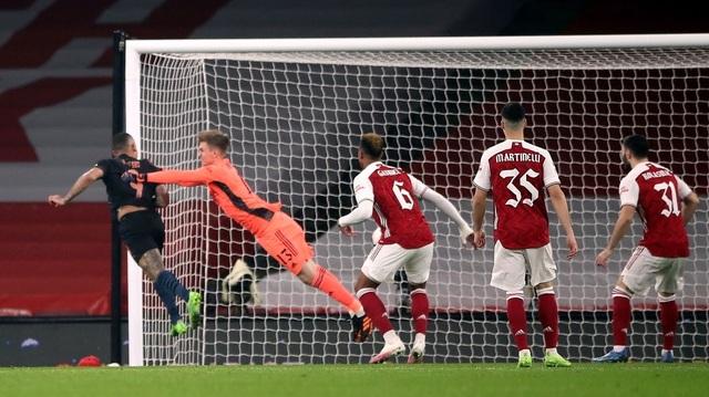 Những khoảnh khắc Man City vùi dập Arsenal tại Emirates - 2