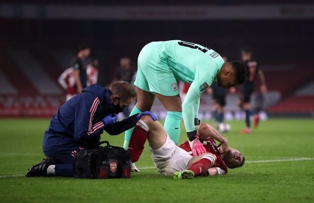 Những khoảnh khắc Man City vùi dập Arsenal tại Emirates - 9