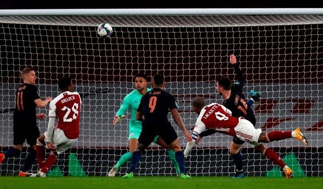 Những khoảnh khắc Man City vùi dập Arsenal tại Emirates - 7