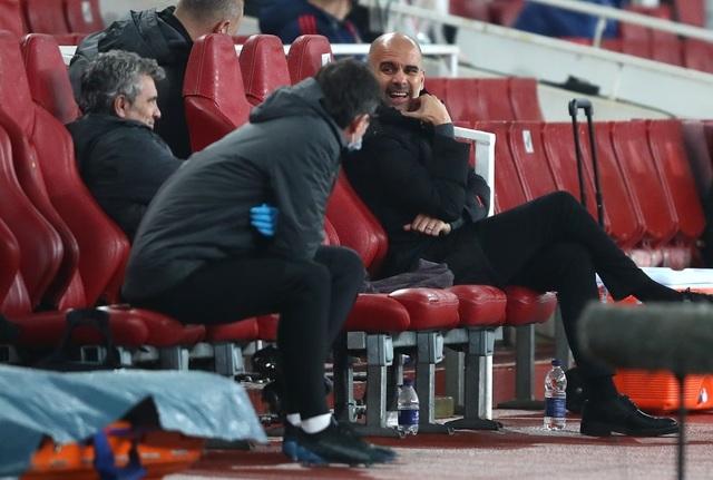 Những khoảnh khắc Man City vùi dập Arsenal tại Emirates - 6