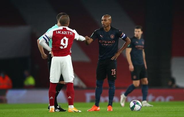 Những khoảnh khắc Man City vùi dập Arsenal tại Emirates - 1