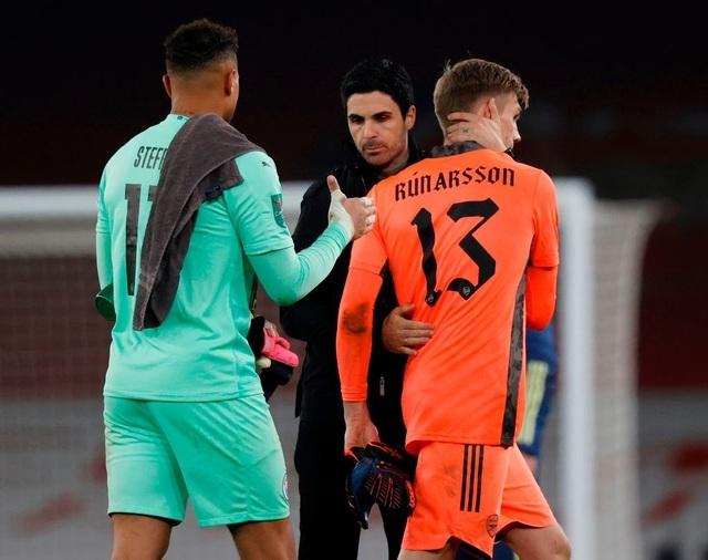 Những khoảnh khắc Man City vùi dập Arsenal tại Emirates - 20