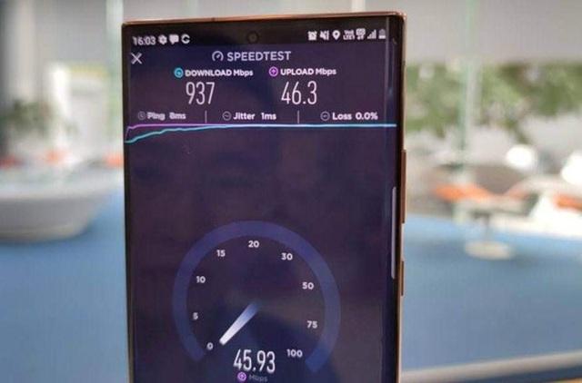 Mạng 5G Viettel bắt đầu dùng được trên điện thoại Samsung - 1