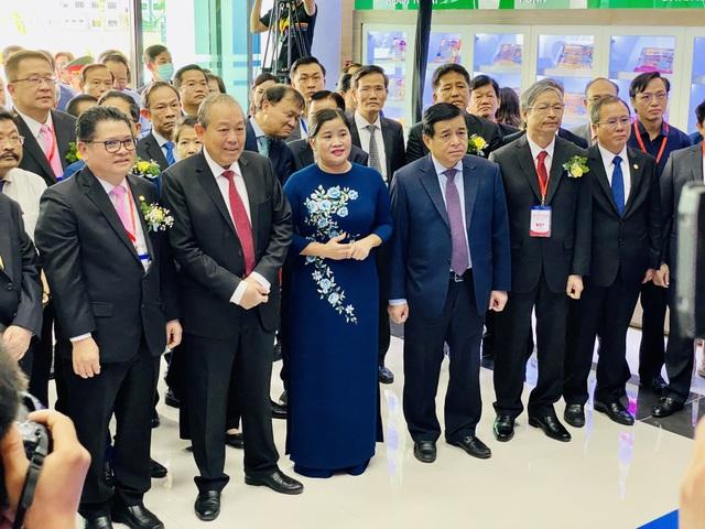 35 doanh nghiệp đầu tư hơn 2 tỷ USD vào Bình Phước - 1