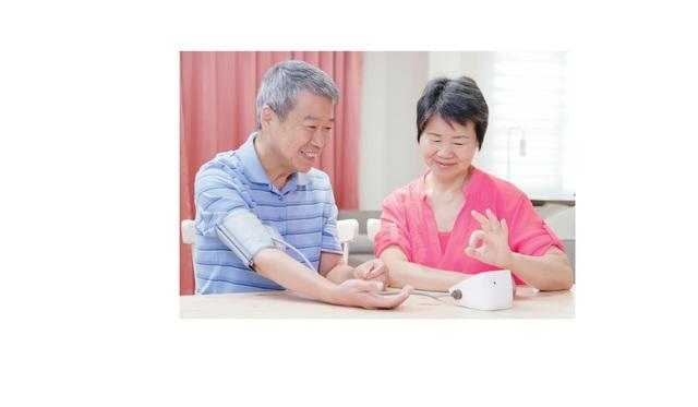 Tăng huyết áp ở người cao tuổi - 1