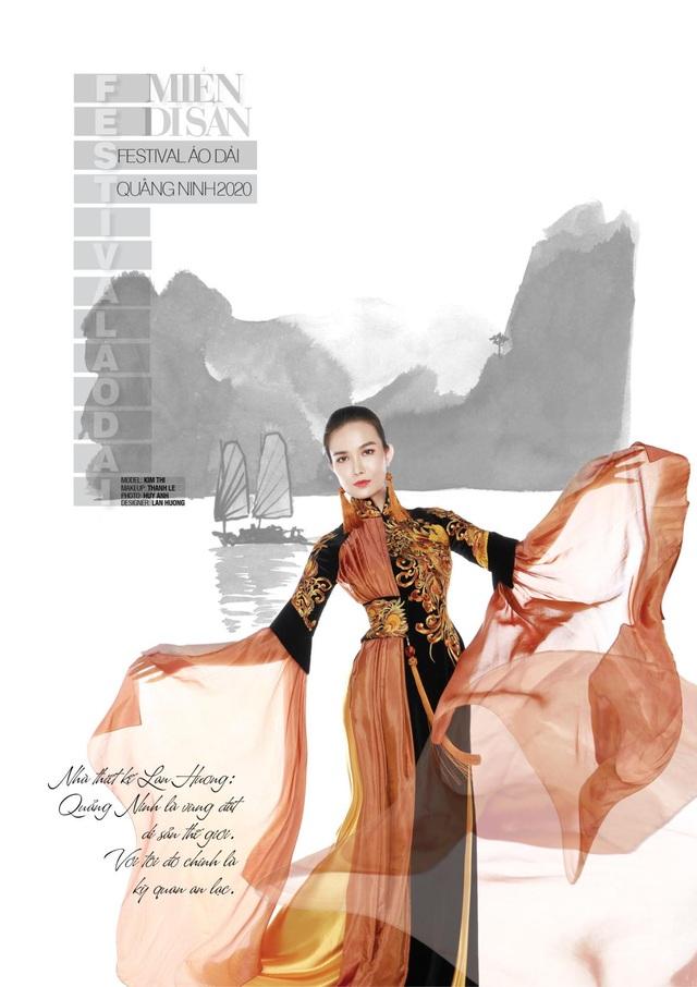 Festival Áo dài Quảng Ninh 2020 - Miền di sản - 1