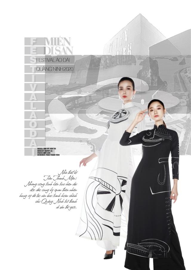 Festival Áo dài Quảng Ninh 2020 - Miền di sản - 6
