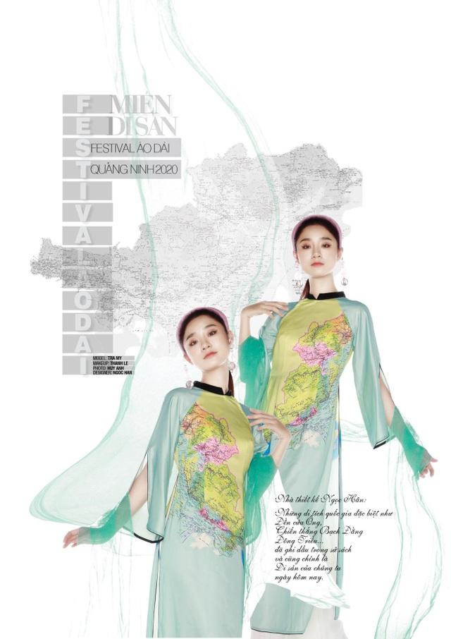 Festival Áo dài Quảng Ninh 2020 - Miền di sản - 7