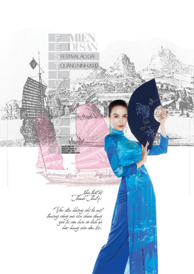 Festival Áo dài Quảng Ninh 2020 - Miền di sản - 8