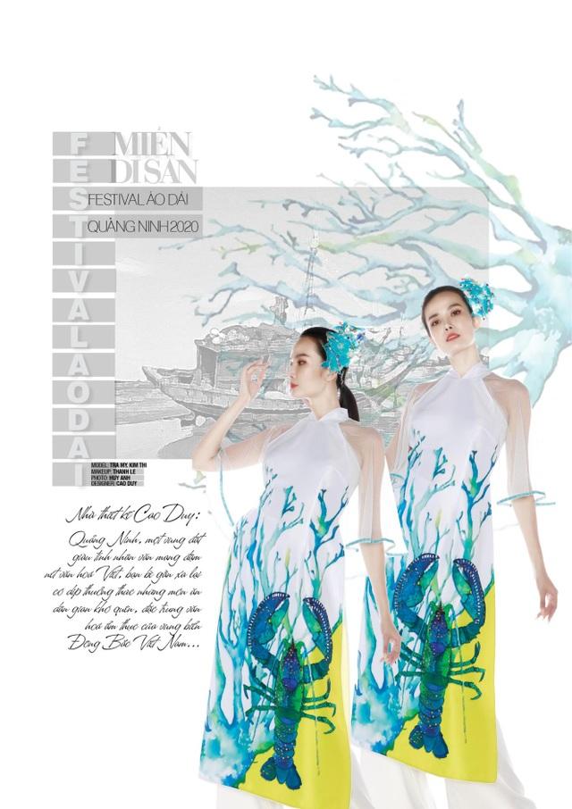 Festival Áo dài Quảng Ninh 2020 - Miền di sản - 9