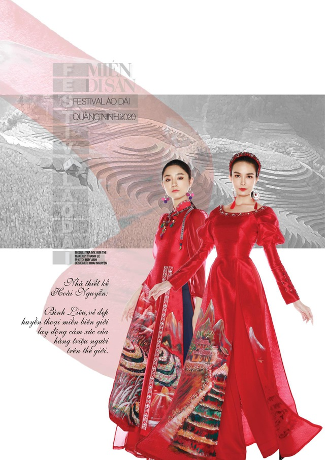 Festival Áo dài Quảng Ninh 2020 - Miền di sản - 11