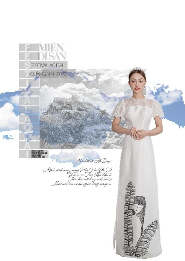 Festival Áo dài Quảng Ninh 2020 - Miền di sản - 12