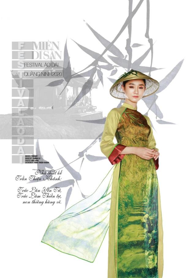 Festival Áo dài Quảng Ninh 2020 - Miền di sản - 13