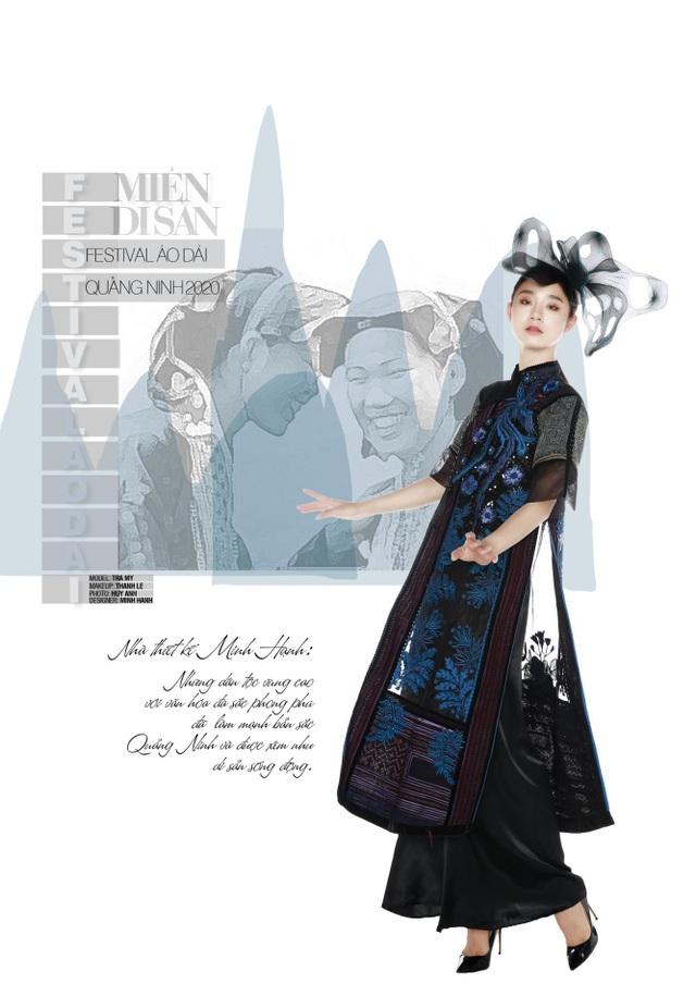 Festival Áo dài Quảng Ninh 2020 - Miền di sản - 16