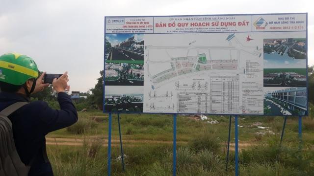 Quảng Ngãi xem xét hủy bỏ hàng trăm dự án bất động sản - 1