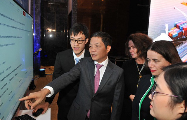 Với loạt hiệp định thương mại, Việt Nam lần đầu có cổng thông tin FTA - 1