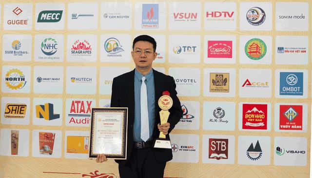 Nhà thuốc Đỗ Minh Đường được vinh danh Top 20 doanh nghiệp nổi tiếng năm 2020 - 2